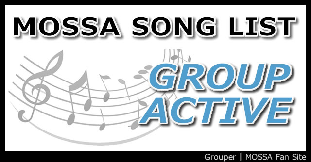 GroupActive使用曲全リスト