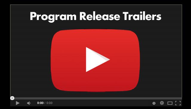 Program Release Trailers