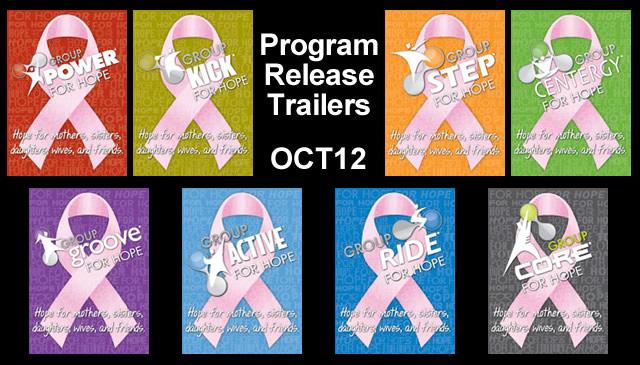 【Oct12】Program Release Trailers