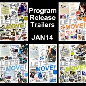 【Jan14】Program Release Trailers