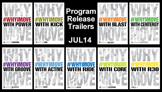 【Jul14】Program Release Trailers