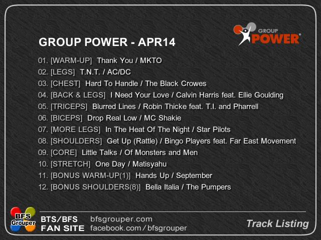 GroupPower - Apr 14 YouTube
