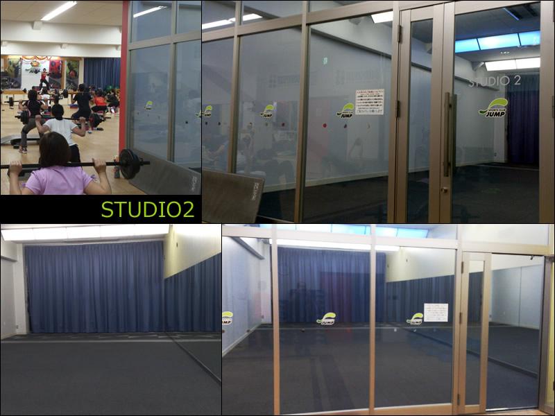 ジャンプ/スタジオ2