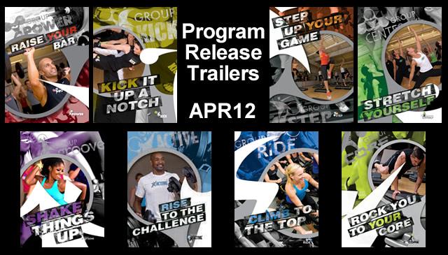 【Apr12】Program Release Trailers