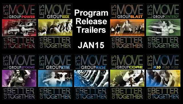 【Jan15】Program Release Trailers