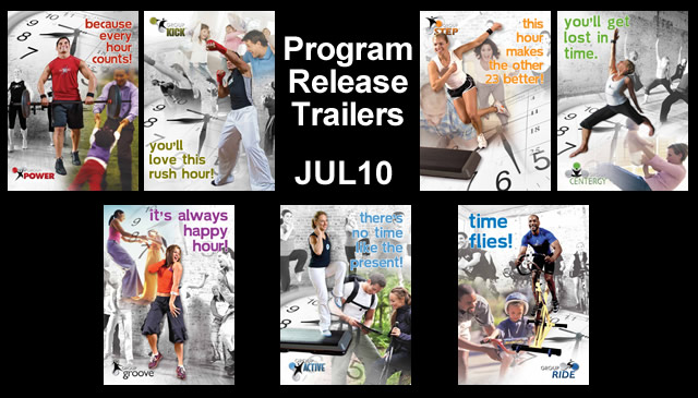 【Jul10】Program Release Trailers