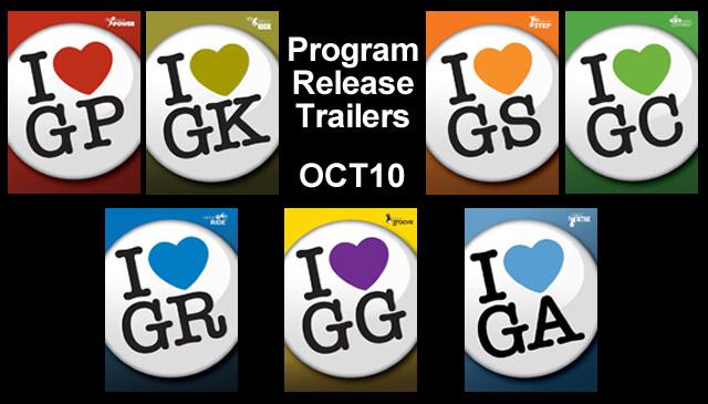 【Oct10】Program Release Trailers