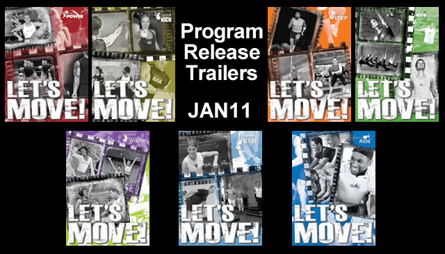 【Jan11】Program Release Trailers
