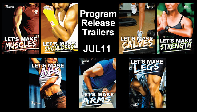 【Jul11】Program Release Trailers
