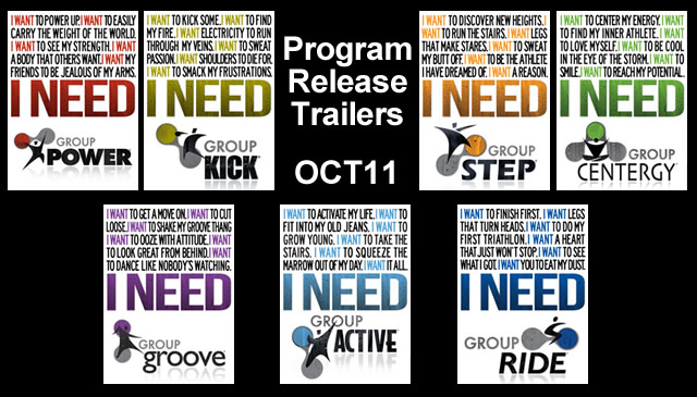 【Oct11】Program Release Trailers