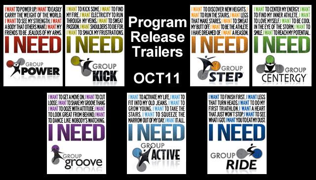【Oct11】Program Release Trailers