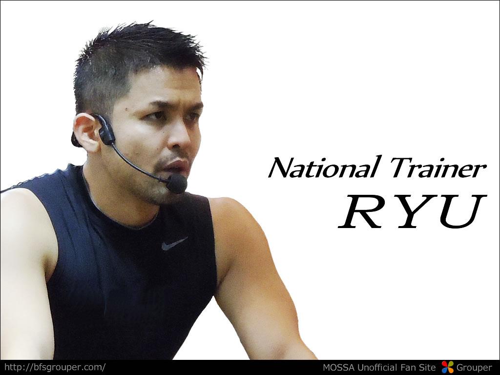 ナショナルトレーナー【RYU】
