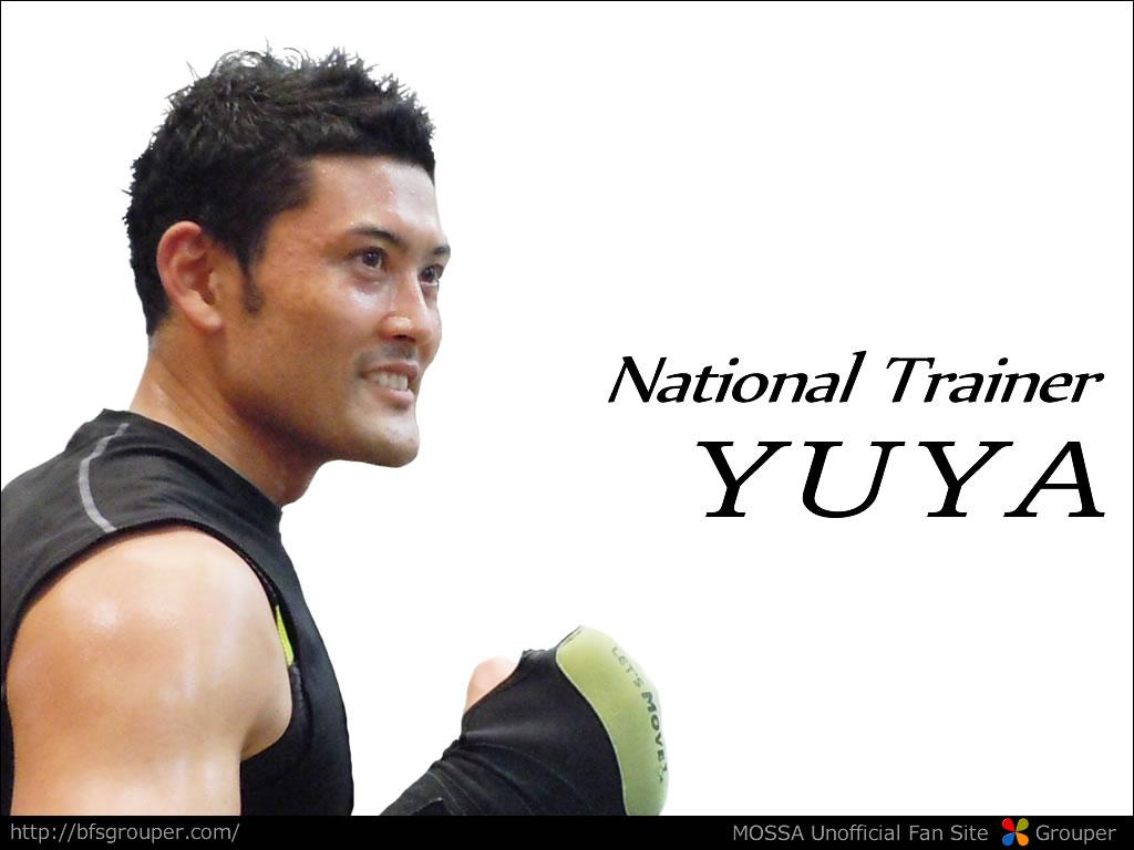 ナショナルトレーナー【YUYA】