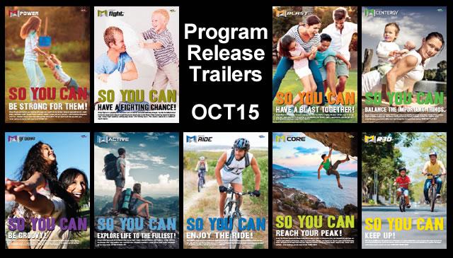 MOSSAプログラム Octl15 予告動画/リリーストレーナー