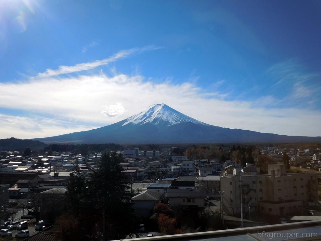 Fujiyama07ヴィーナスからの富士山