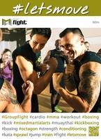 GroupKick/Fight Jan16