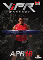 ViPR WORKOUT Apr16