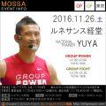 ルネサンス経堂7周年 GroupPower・GroupFight YUYAナショナルトレーナー