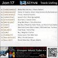 GroupActive【Jan17】曲リスト
