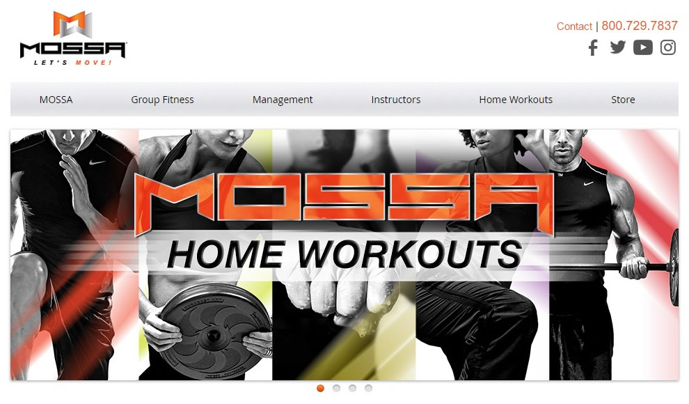 MOSSA米国サイト