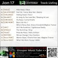 GroupCentergy【Jan17】曲リスト