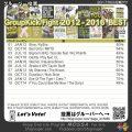 【人気投票結果】GroupKick/Fight<2012-2016>Best/2017-03集計
