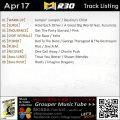 R30【Apr17】曲リスト