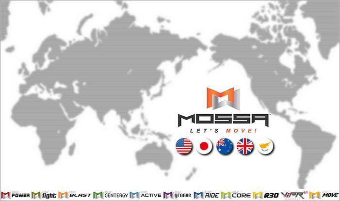 各国で楽しまれているMOSSAプログラム