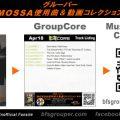 GroupCore【Apr18】曲リスト/元曲動画&試聴&曲購入