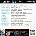 GroupActive【Jul18】曲リスト/元曲動画&試聴&曲購入