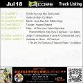 GroupCore【Jul18】曲リスト/元曲動画&試聴&曲購入
