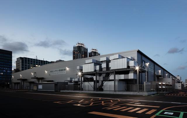 東京ビックサイト 青海展示棟