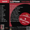 GroupPower【Jul19】曲リスト/元曲動画&試聴&曲購入