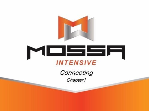 MOSSA INTENSIVE in 大阪