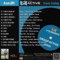 GroupActive【Jan20】曲リスト/元曲動画&試聴&曲購入