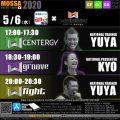 【YUYA・KYO】20200506水【GC・GG・GF/WEBGYM LIVE × MOSSA】アプリ配信