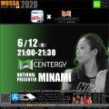 【MINAMI】20200612金【GroupCentergy/WEBGYM LIVE × MOSSA】アプリ配信