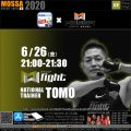 【TOMO】2020626金【GroupFight/WEBGYM LIVE × MOSSA】アプリ配信