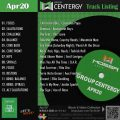 GroupCentergy【Apr20】曲リスト