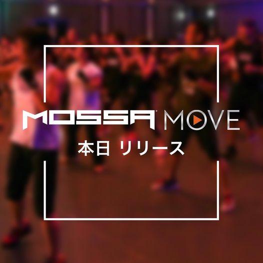 本日リリース MOSSA MOVE
