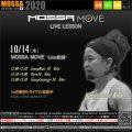 【MOSSA MOVE】10/14(水) Kiku ライブ配信/Blast・Move30・Centergy