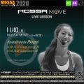 11/2(月) MOSSA MOVE ライブ配信 – Minami/Centergy・Groove