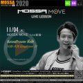 11/4(水) MOSSA MOVE ライブ配信 – Hide/Groove