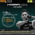 11/6(金) MOSSA MOVE ライブ配信 – Tomo/Core・Fight