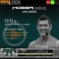 11/13(金) MOSSA MOVE ライブ配信 – Yuya/Centergy・Power