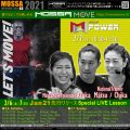 2/7(日) Jan21先行★GroupPower/Chika・Matsu・Asuka★リリースLive@MOSSA MOVE